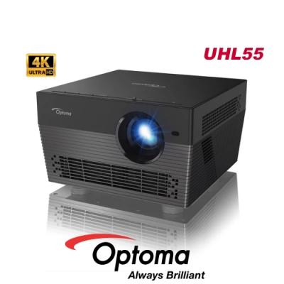 OPTOMA 4K UHL55 4K LED 智能家用投影機 公司貨 原廠保固