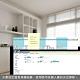 OSHI歐士 電腦螢幕留言備忘版-週計畫(立體藍) product thumbnail 2