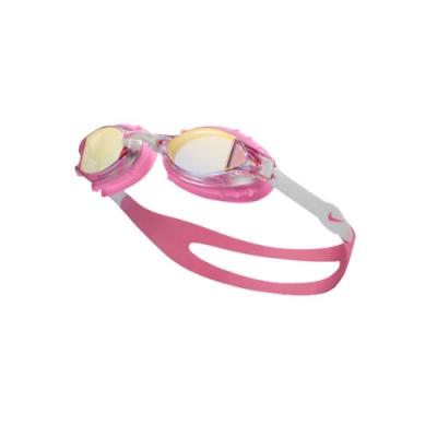 NIKE 青年泳鏡  SWIM 粉紅白