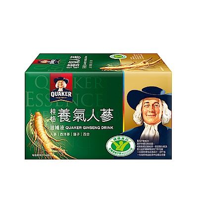 《桂格》養氣人蔘 (6入/盒)