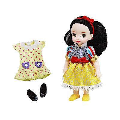 迪士尼公主系列 4吋迷你白雪公主