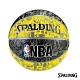 SPALDING NBA塗鴉系列 - 黃/黑 #7 product thumbnail 1