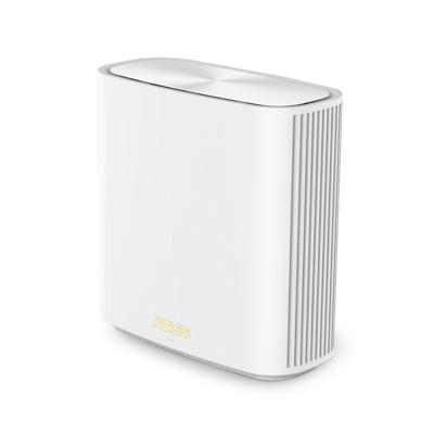 ASUS 華碩 ZenWiFi XD6 單入組 AX5400 Mesh 雙頻全屋網狀 WiFi 6 無線路由器(分享器)(白色)