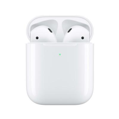 【福利品-已拆封】Apple 第2代 AirPods 藍芽耳機 (搭配無線充電盒)