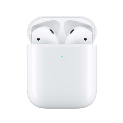 【福利品】Apple AirPods (第 2 代) 搭配無線充電盒 藍芽耳機