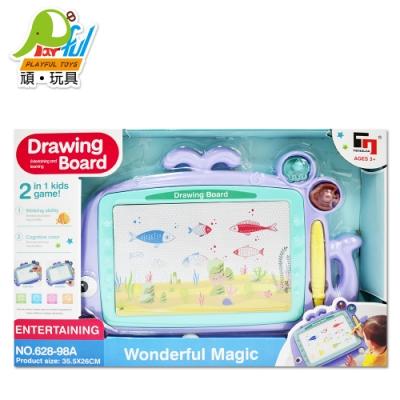 Playful Toys 頑玩具 彩色畫字板