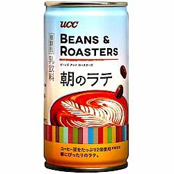 UCC 晨朝拿鐵咖啡(185g)