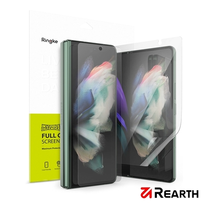 Rearth Ringke 三星 Galaxy Z Fold 3 螢幕保護貼(2片裝)