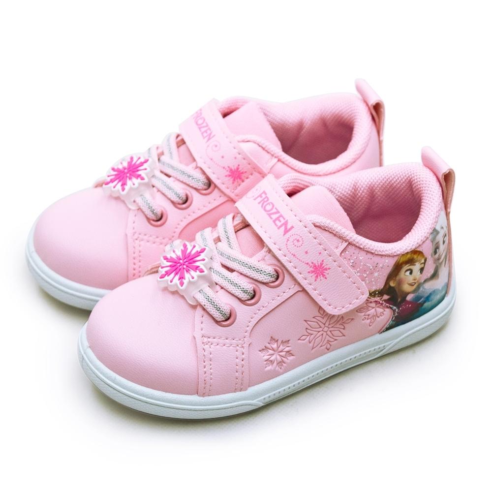 Disney 迪士尼 冰雪奇緣 FROZEN 兒童運動鞋 粉紅 94203