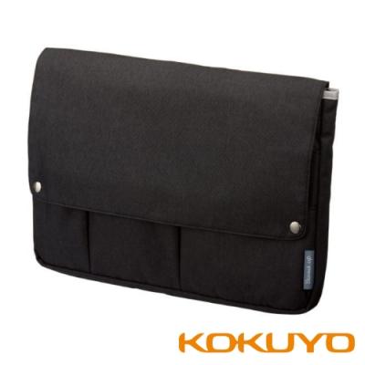 KOKUYO Bizrack up 橫式收納袋中袋(A4) -黑
