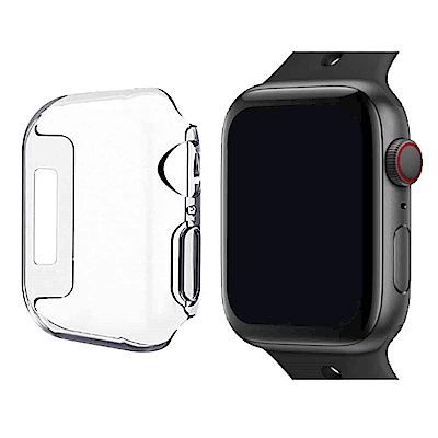 Apple Watch series 4 免拆錶帶 環型螢幕包覆保護套