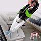 Sense神速 汽車家用USB充電多功能手持無線吸塵器 透明綠 product thumbnail 1