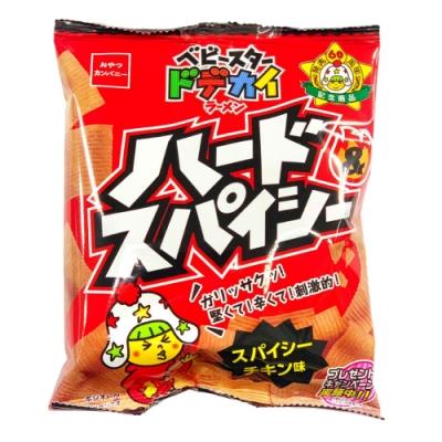 OYATSU優雅食 日本點心條餅-火辣雞汁風味(60g)