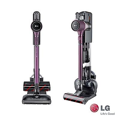 【結帳現折1000】LG樂金 A9PADVANCE2 (華麗紫) 快清式濕拖無線吸塵器