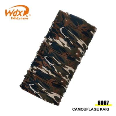 【Wind x-treme】多功能頭巾 Cool Wind 6067 迷彩