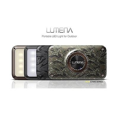 N9-LUMENA2 行動電源照明LED燈 綠迷彩