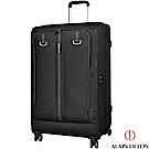 ALAIN DELON 亞蘭德倫 28吋旅者風範系列行李箱(黑)