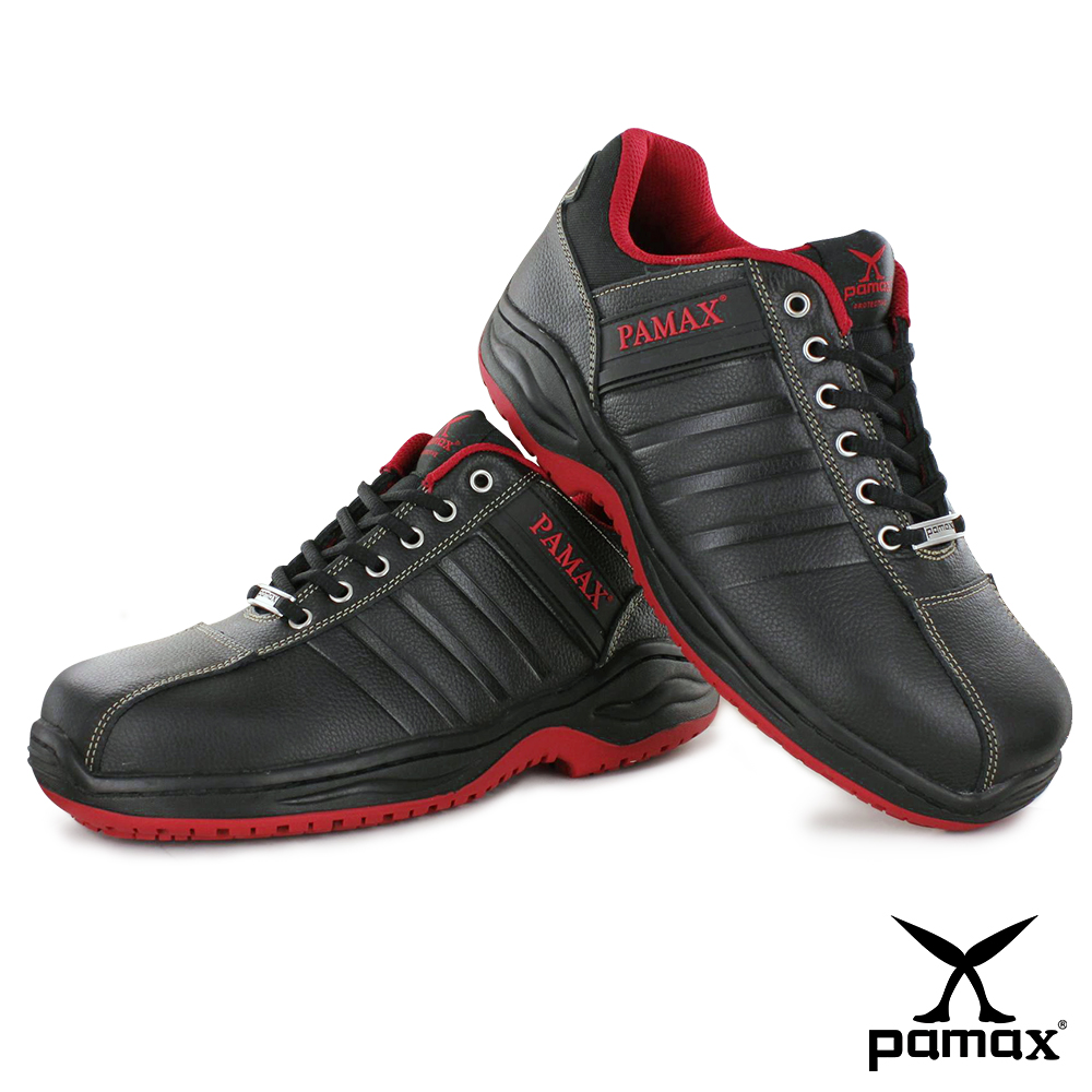PAMAX 帕瑪斯-項級超彈力高抓地力安全鞋-PA09007H