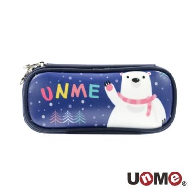 【UnMe】夢想家筆袋-萌趣北極熊