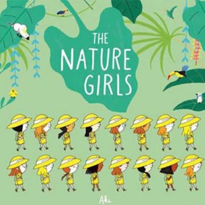 The Nature Girls 自然女孩平裝繪本