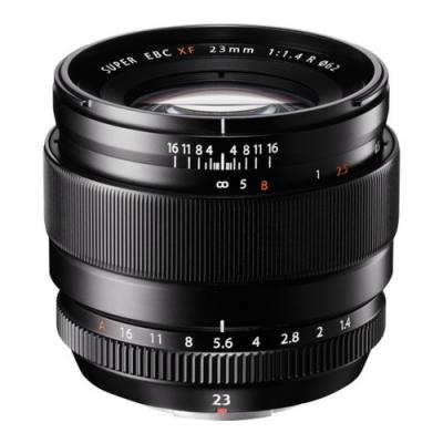 FUJIFILM XF 23mm F1.4 定焦鏡 黑色 (平行輸入)