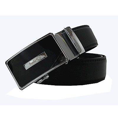 DRAKA 達卡 - 紳士貴族真皮自動皮帶-41DK851-7306