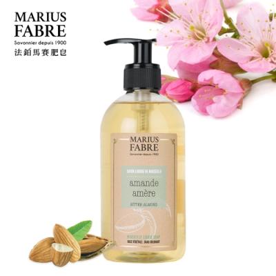 法國法鉑-杏仁草本液體皂-400ml-瓶