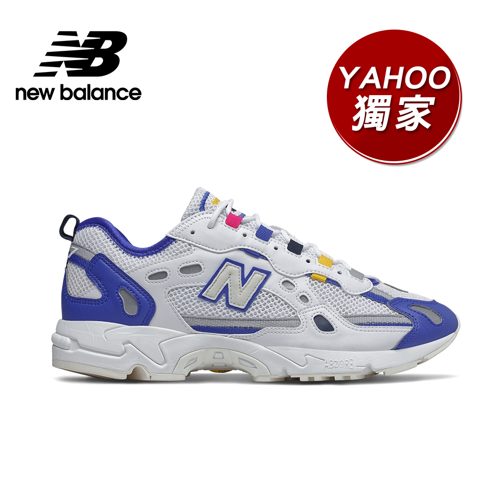 【YAHOO獨家】New Balance 復古鞋_中性_白色_ML827AAP-D楦