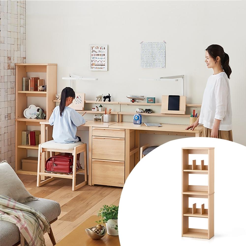 KOIZUMI_Faliss五層開放書櫃FLB-916‧幅48cm