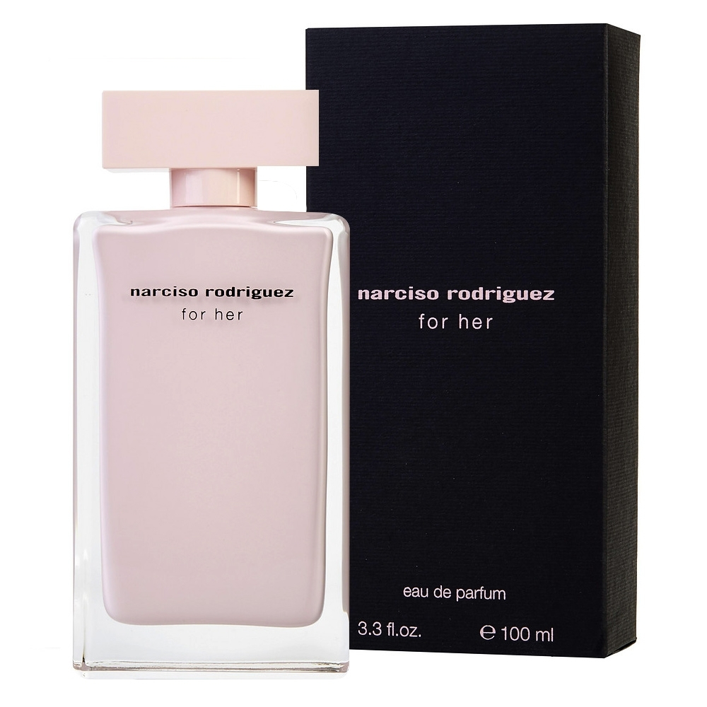 *NARCISO RODRIGUEZ FOR HER 女性淡香精 100ml