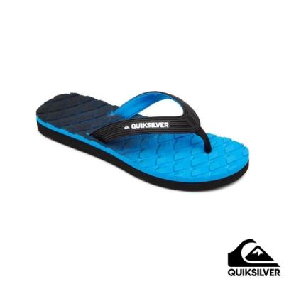 【QUIKSILVER】MASSAGE 2 拖鞋 藍色