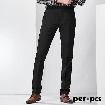 per-pcs  貴氣造型合身混紡西裝褲_816102