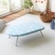 YAMAZAKI圓弧桌上型燙衣板-雲朵 product thumbnail 1