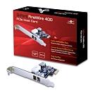凡達克3埠FireWire400-PCIe-主機卡