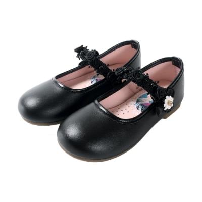女童台灣製冰雪奇緣手工公主鞋 sa94520 魔法Baby