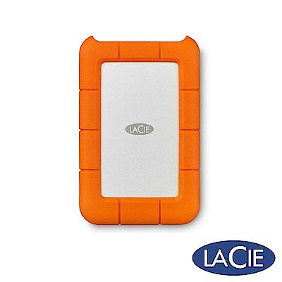 LaCie Rugged RAID 4TB Thunderbolt 2.5吋行動硬碟