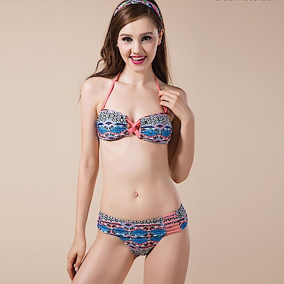Avalanche巴西泳裝-維吾爾少女-平口比基尼