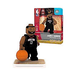 OYO Sports NBA 球員公仔 火箭隊 James Harden