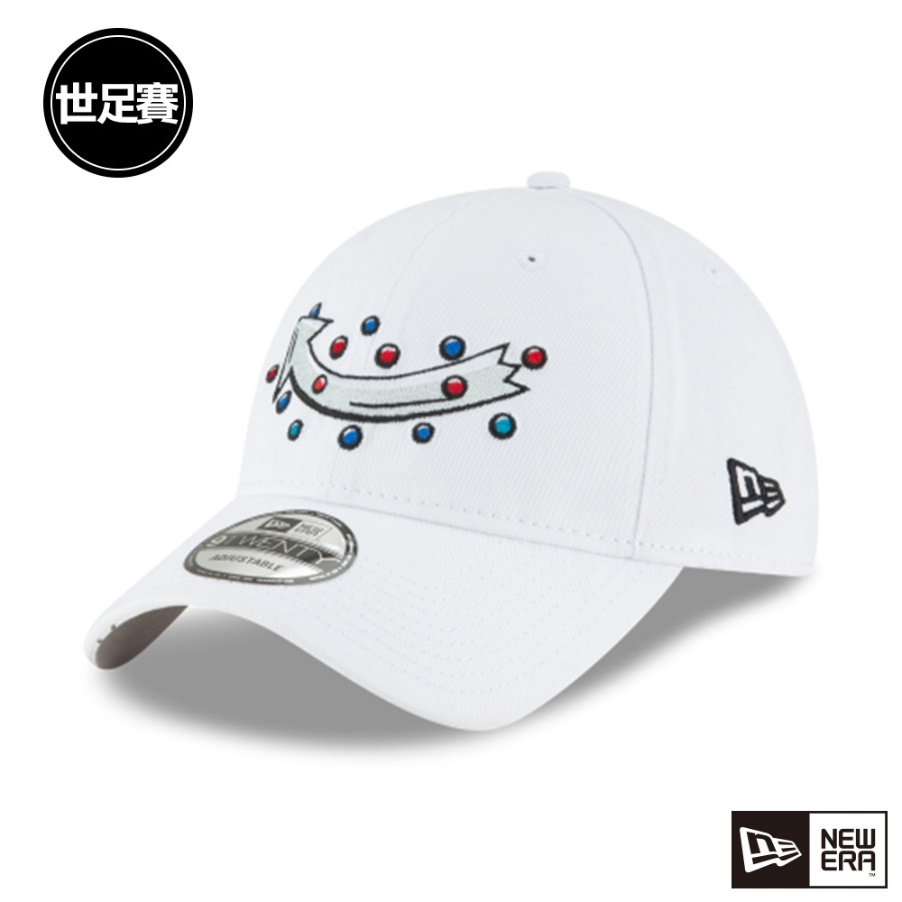 NEW ERA 9TWENTY 920 世足賽 X PEPSI KROOS 白 棒球帽