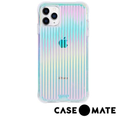 美國 Case●Mate iPhone 11 Pro Max 強悍防摔手機保護殼-彩虹波浪