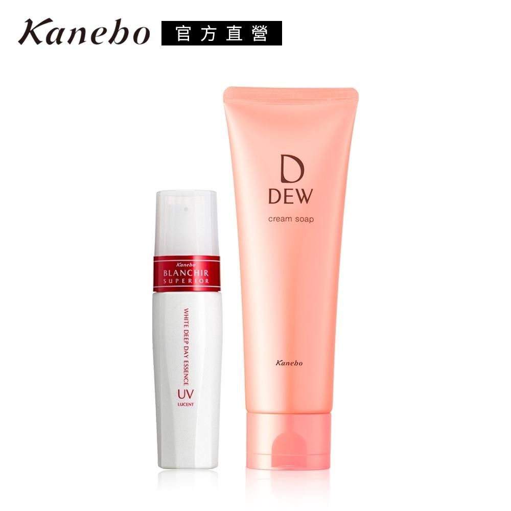 Kanebo 佳麗寶 BLS 深層美白日霜UV防護組(2款任選)