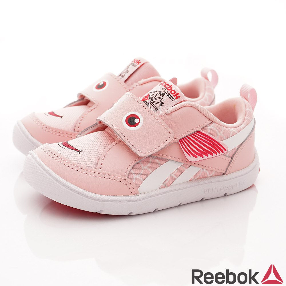 Reebok頂級童鞋 童趣機能學步款 TH954粉(寶寶段)