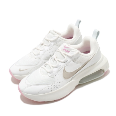 Nike 休閒鞋 Air Max Verona 運動 女鞋 氣墊 舒適 避震 球鞋 穿搭 皮革 質感 白 粉 CZ3960100
