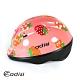 ADISI 兒童自行車帽 CS-2700 粉紅草莓 product thumbnail 1