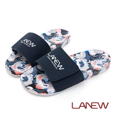 LA NEW 魔鬼氈 迷彩紋 輕量舒適休閒拖鞋(女225688570)