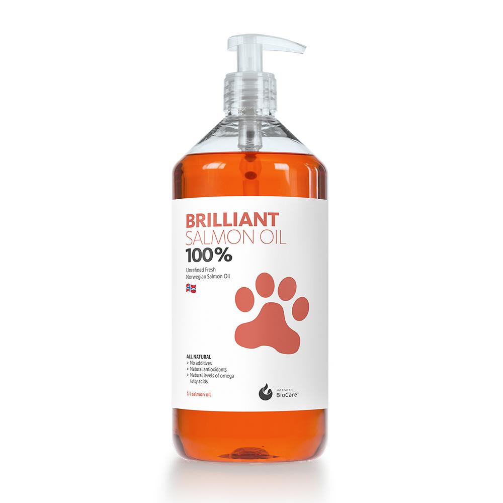 北靈 挪威鮭魚油300ml (犬貓適用)