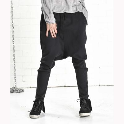 OneTeaspoon 針織飛鼠褲 破褲-TRACK PANT -女(黑)