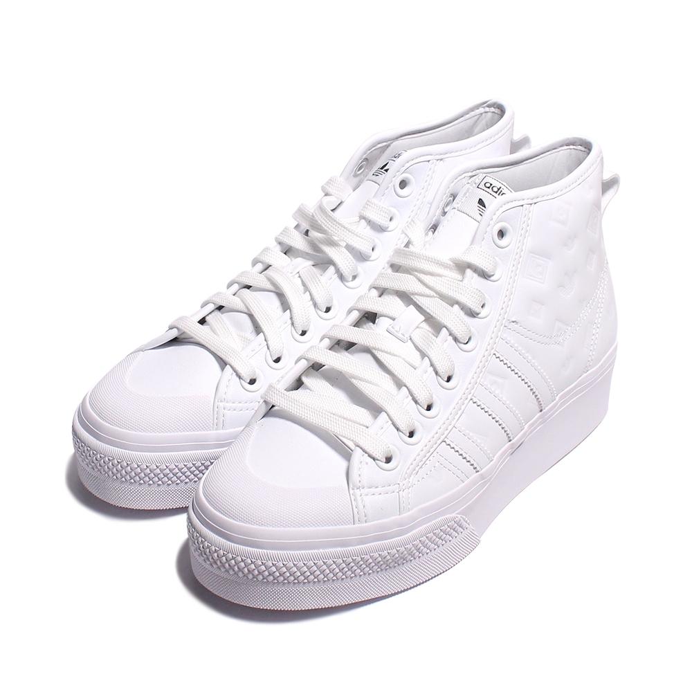 Adidas 經典復古鞋 NIZZA PLATFORM MID W 女鞋