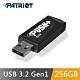 (6/20前再送3%超贈點)Patriot美商博帝 PUSH+ 256GB USB3.1 隨身碟 product thumbnail 1