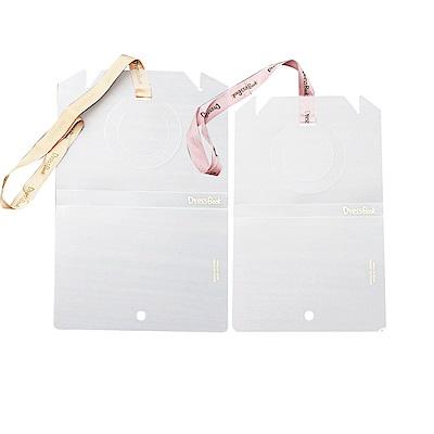 【LISAN】3D快速折衣板 收納板(15片入)